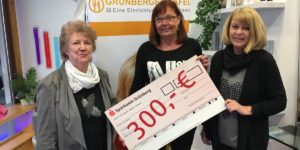 Spende HaarGenau 2016